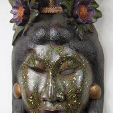 Balinese Lady Mask