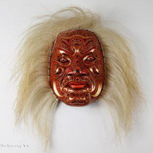 Balinese King Mask