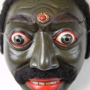 Balinese Topeng Dance Mask