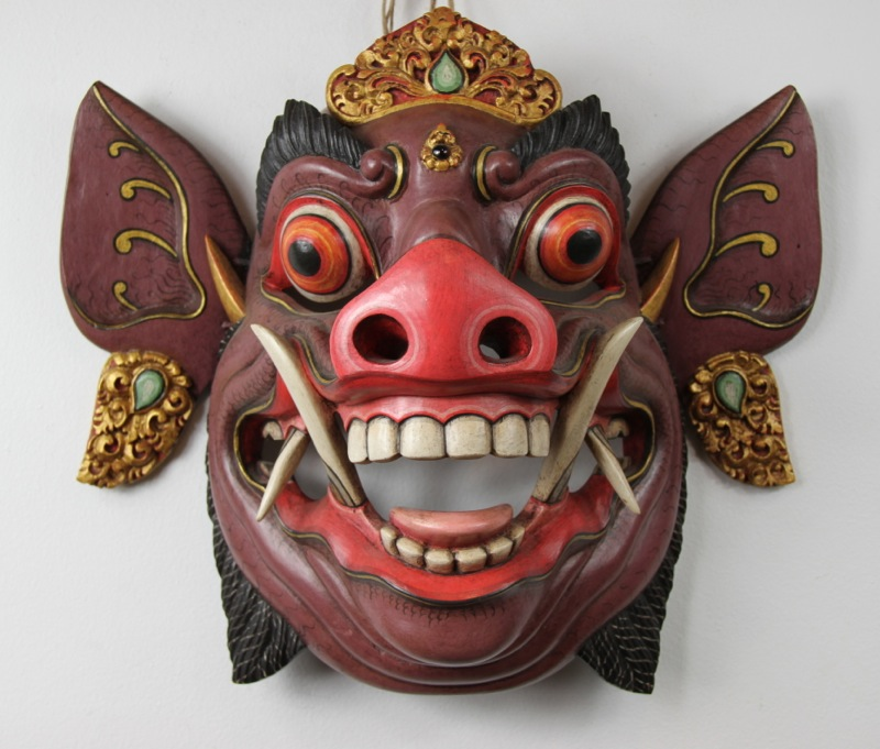 King of Bali Mask