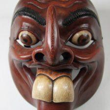 Balinese Turtle Mask