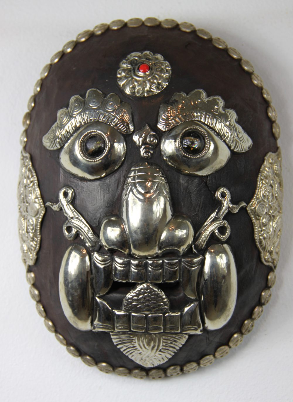 Bhairab Mask for Protection