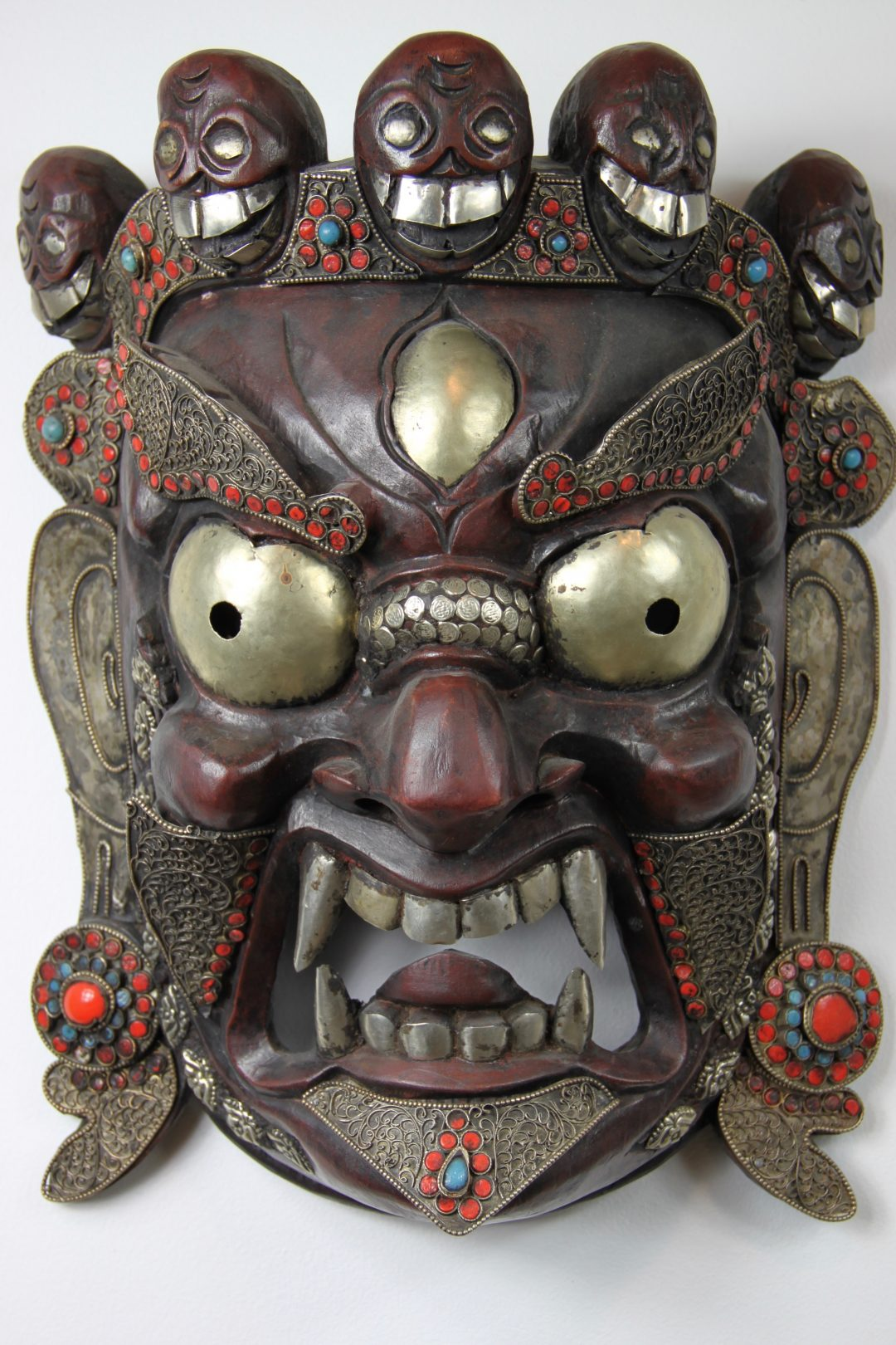 Big Bhairab Mask for Protection
