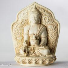 Small Resin Medicine Buddha