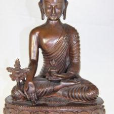 Brass/Copper Medicine Buddha