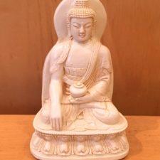 Medium Resin Enlightenment Buddha