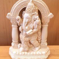 Medium Resin Gateway Ganesh