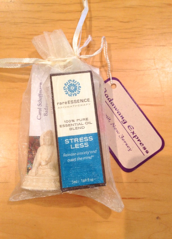 Stress Less gift pouch