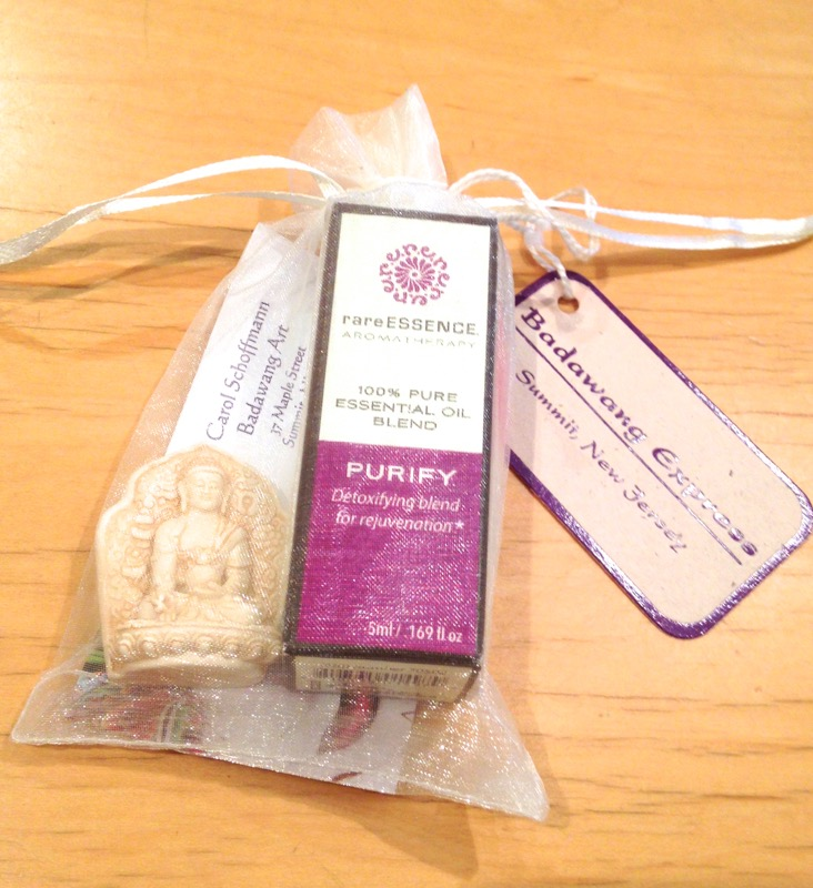 Purify gift pouch