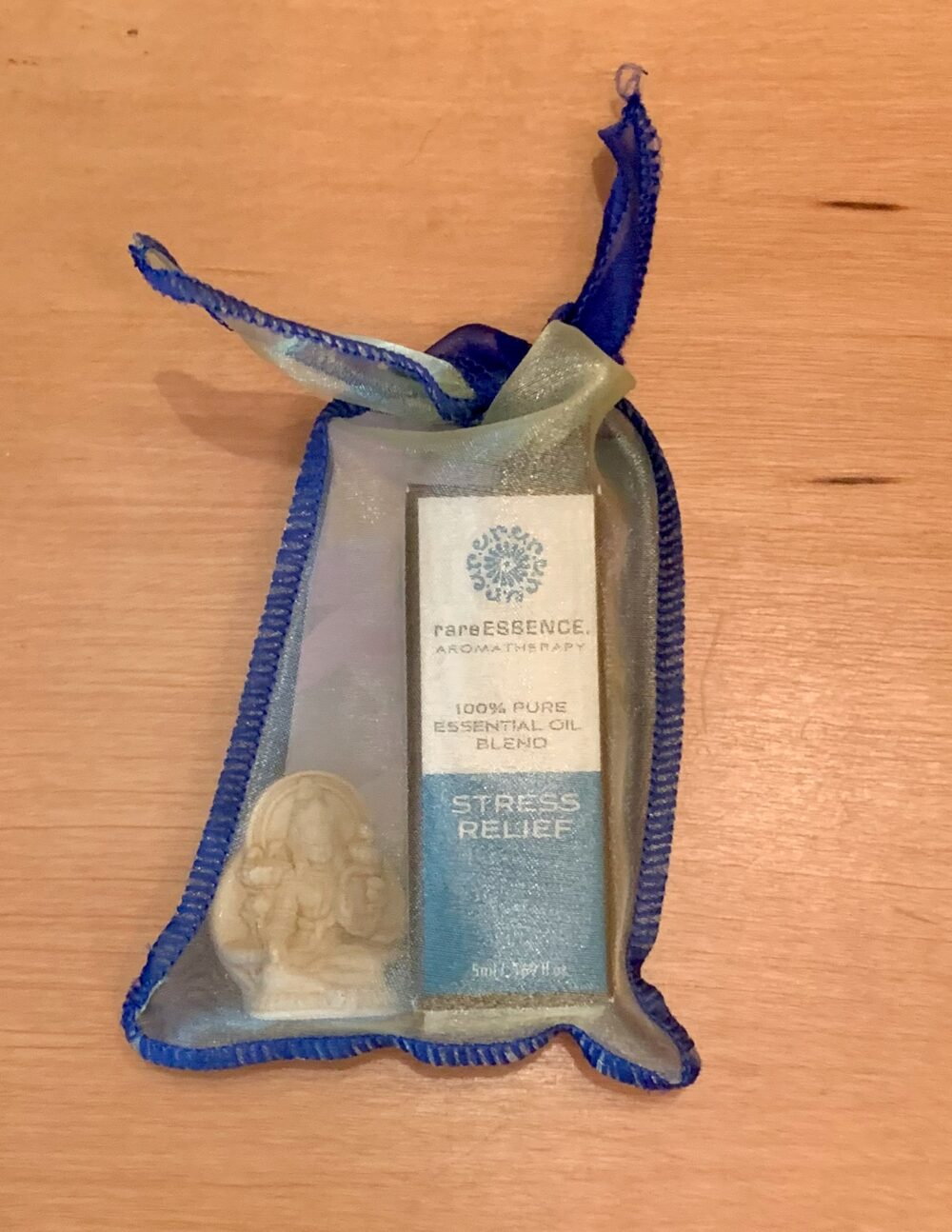 Stress Relief Essential Oil Gift Bag