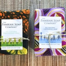 Spearmint, Lemongrass, Lavender and Sweet Basil Soaps