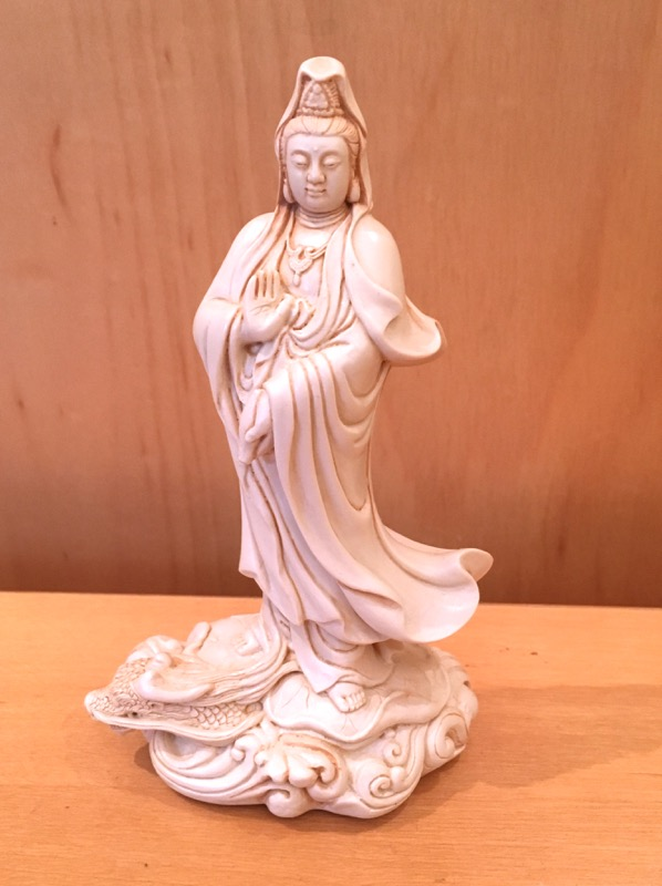 Medium Resin Quan Yin