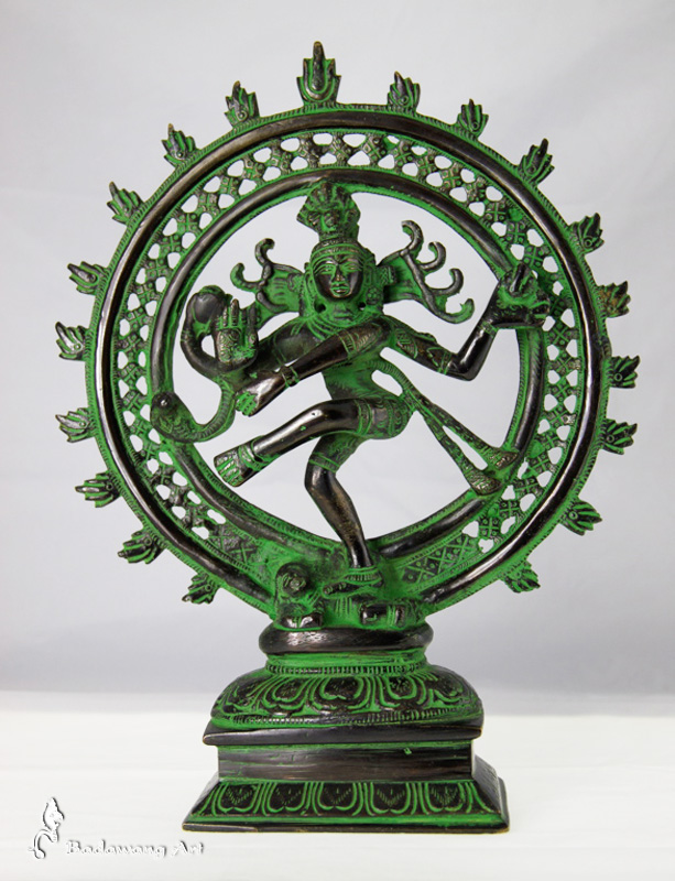 Bronze Dancing Shiva- Natraj