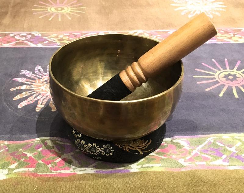 Seven Metals Singing Bowl for Meditation