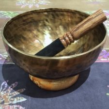 Seven Metals Singing Bowl for Meditation