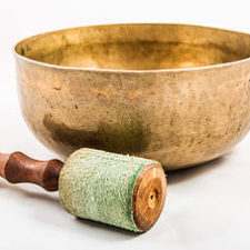 Singing Bowl Meditation Event