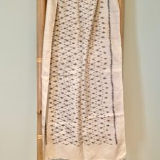 Thai silk handwoven scarf