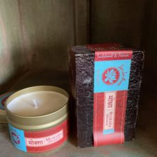 Incense Sandalwood Candle and Soap