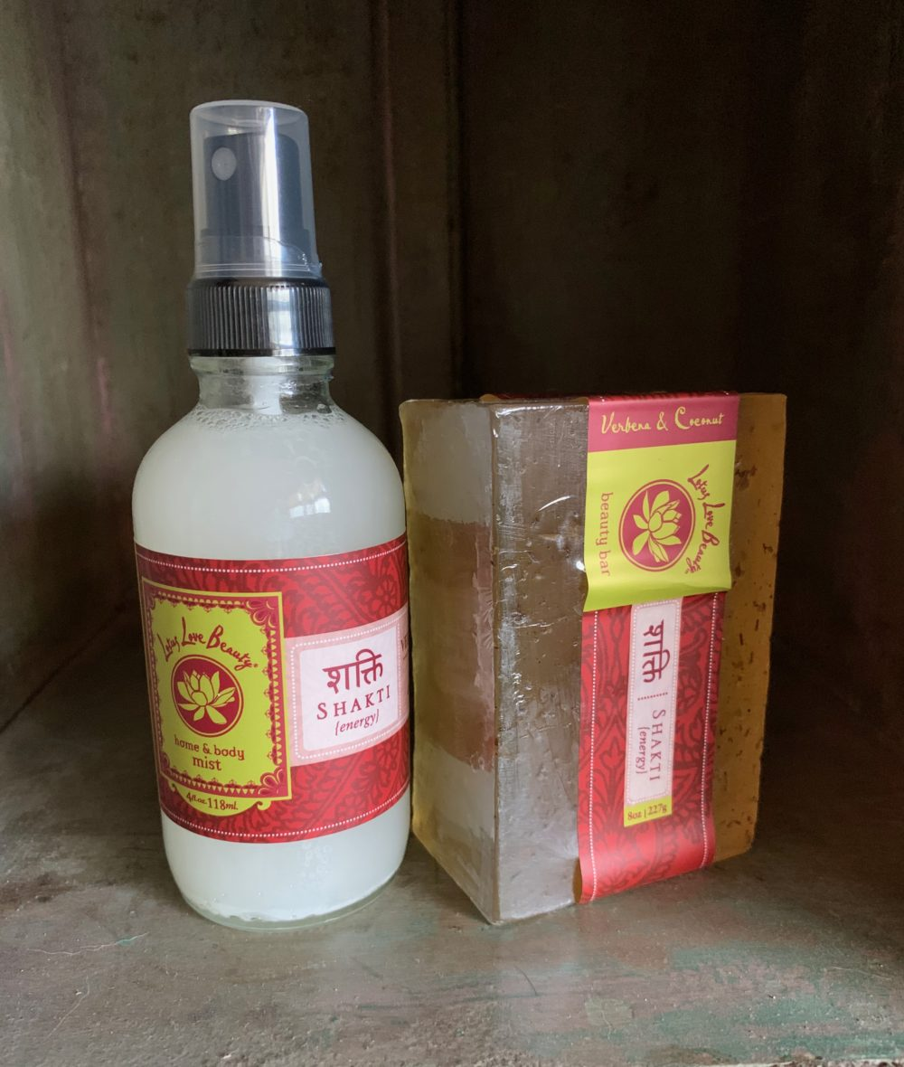 Verbena Coconut Room & Body Mist w/ Glycerin Beauty Bar