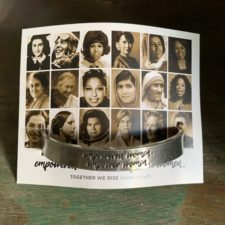 Empowered Women Empower Women bracelet