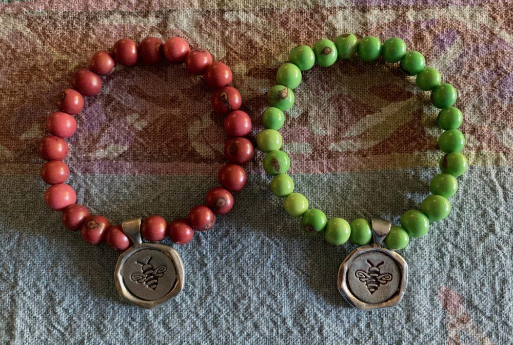 Be Happy Bracelet Set