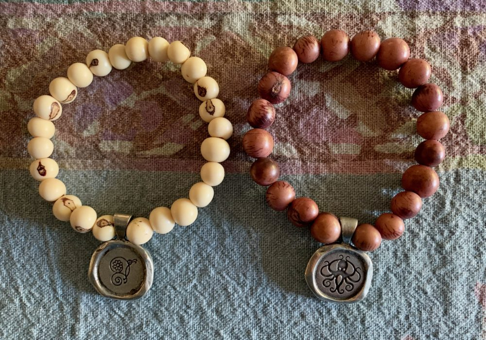 Evolve & Everything Is In Reach Beaded Bracelets