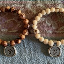 OM and Evolve Beaded Bracelet Set