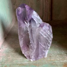 Amethyst Chiseled Crystal Point