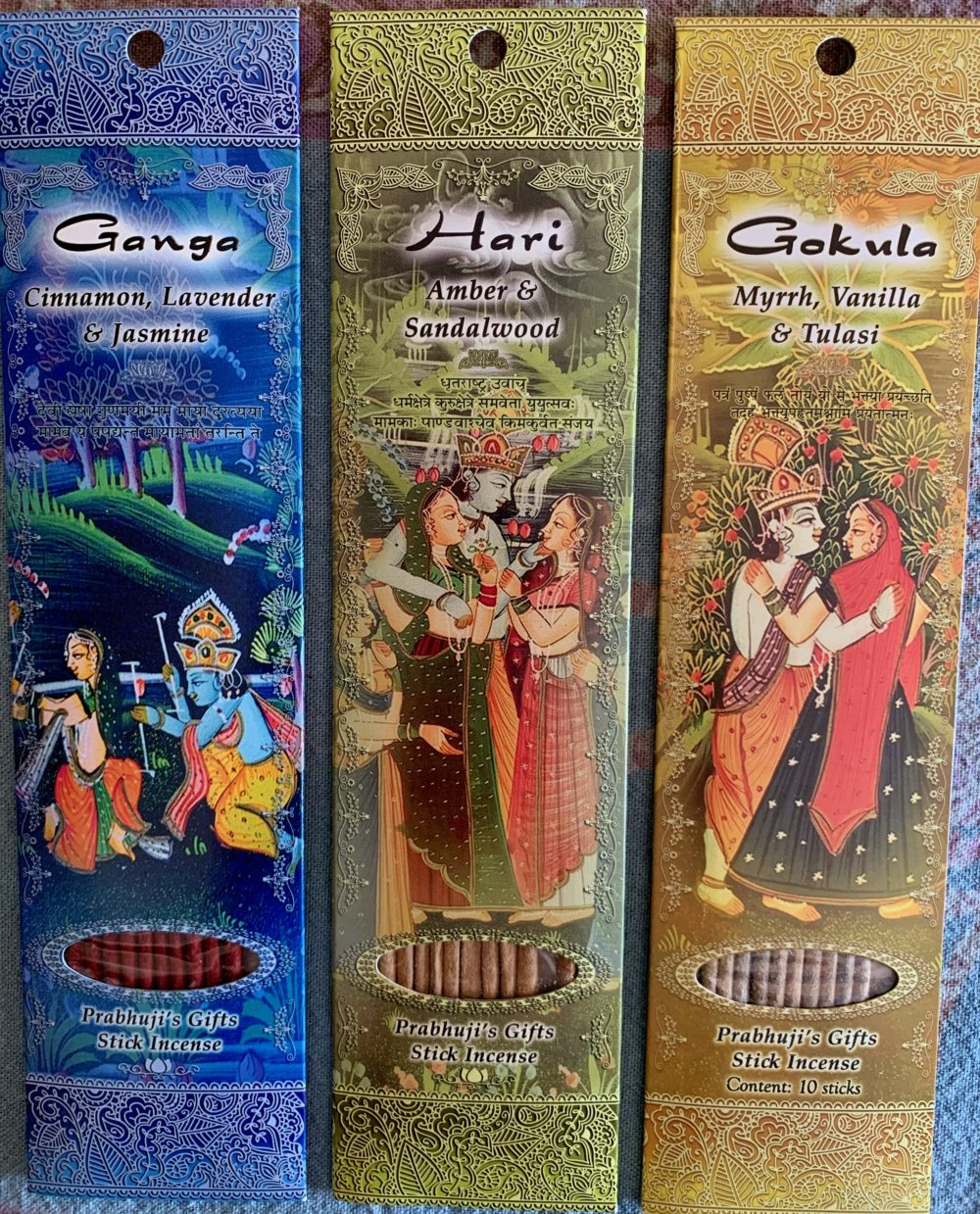 Incense Sticks,