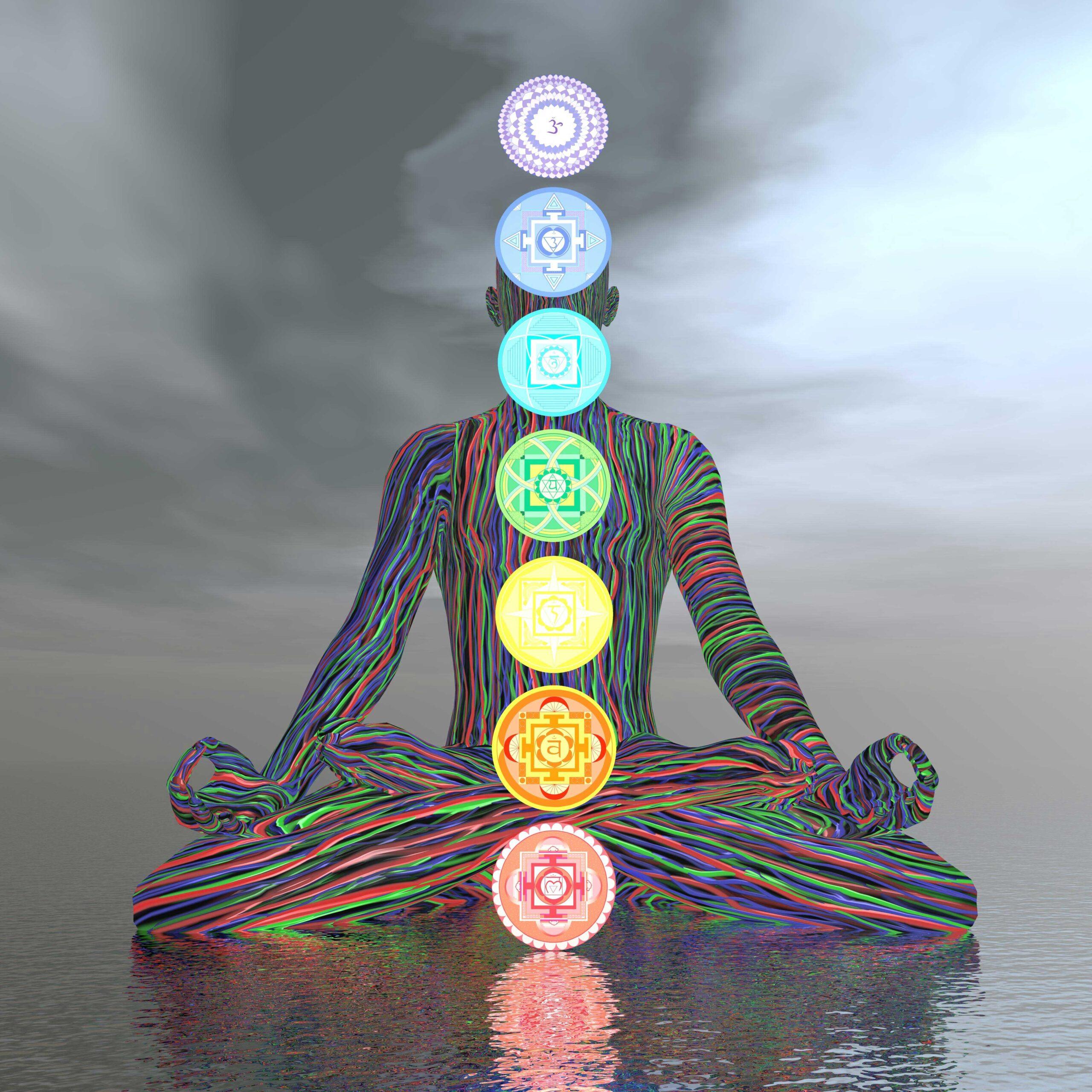 Wednesday Evening Chakra Meditation on Zoom