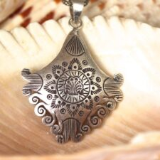 Thai Silver Hilltribe Necklace