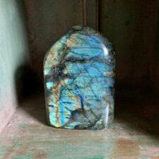 Labradorite Crystal Slab