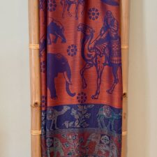 Reversible Modal Scarf ~ Camels #1