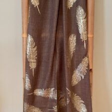 Cashmere Feather Stole